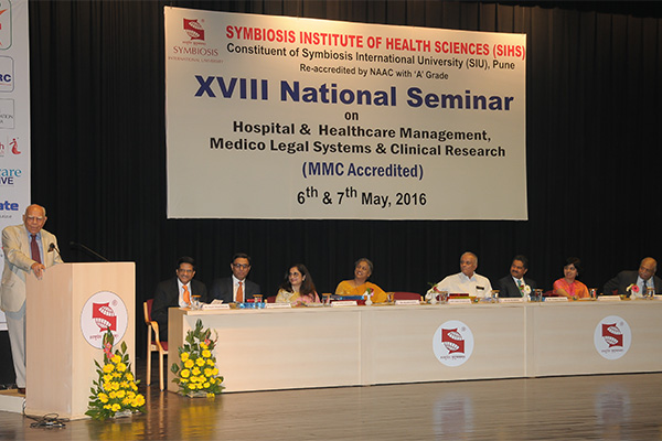 National Seminar on Hospital & Healthcare Management