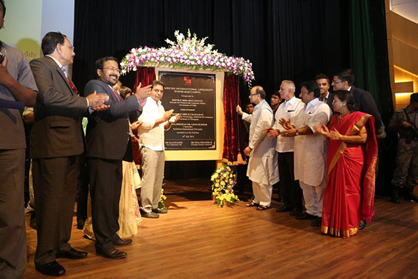 Hyderabad Campus Inauguration