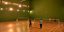Indoor Badminton