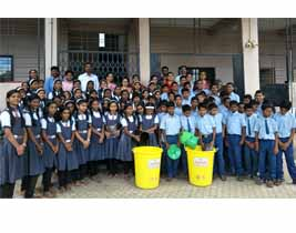 Symbiosis conducted 'Swachhta Abhiyan'